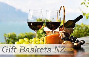 Gift Baskets and Hampers to NZ