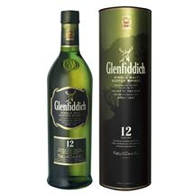 Picture of Glenfiddich 12-Year-Old Malt Whisky (700ml)