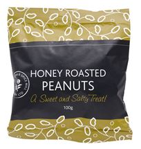Picture of Honey Roasted Peanuts 100g