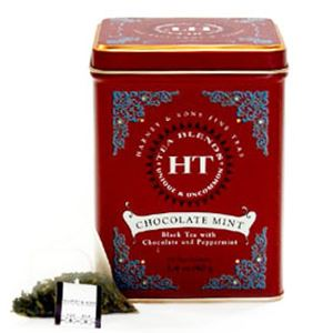 Picture of Harney & Sons Chocolate Mint Tea 40g (GF,DF,Vg)