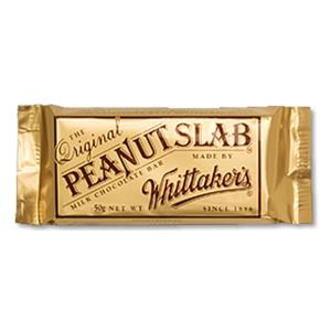 Picture of Whittaker's Peanut Slab 50g