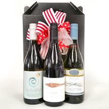 Picture of Three Bottles of New Zealand Wine