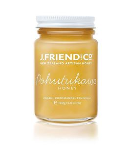 Picture of NZ Pohutukawa Honey 160g (GF,DF)