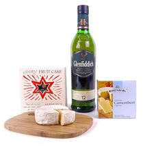Picture of Glenfiddich, Cake and Cheese Gift