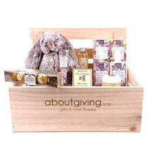 Picture of Mum and Baby Pamper Crate