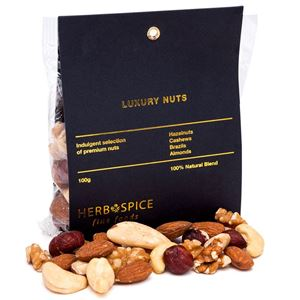 Picture of Luxury Mixed Nuts 100g (GF,DF,Vg)