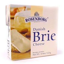 Picture of Rosenborg Brie Cheese 125g (GF)