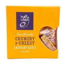Picture of Crunchy n' Cheesy Savoury Bites 150g