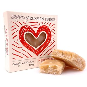 Picture of Crumbly Russian Fudge (100g)