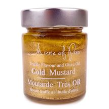 Picture of Truffle & Olive Oil Gold Mustard 130g (GF,DF,Vg)
