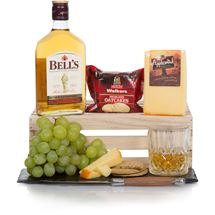Picture of Whisky and Cheese Gift Box