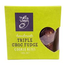 Picture of Triple Choc Fudge Cookie Bites 140g