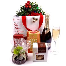 Picture of Lindauer Christmas Goodie Bag