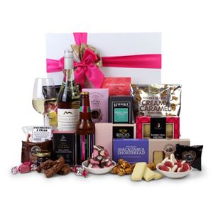 Picture of Her Yummy Favourites Gift Hamper