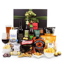 Picture of His Yummy Favourites Gift Hamper