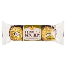 Picture of Ferrero Rocher 3 Pieces 37.5g