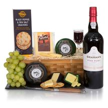 Picture of Port & Cheese Hamper