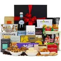 Picture of Festive Feast Gift Basket